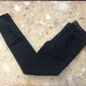 AE jeggings ankle cut